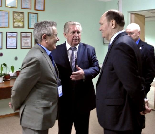 Визит губернатора В.К.Бочкарева 22 декабря 2015