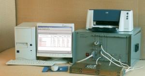 """Система контроля цифро-аналоговых блоков """"Крона-512"""" проверяет блок из состава КАСКАД"""