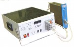 Переносной стенд для проверки, настройки и ремонта импульсных источников питания, применяемых в составе УКТС.