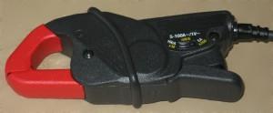 """Токовые клещи для подключения стенда контроля параметров электроприводного оборудования """"Крона-517"""" к цепям питания электропривода"""