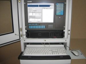 Система контроля качества напряжения электрической сети «Крона-518»