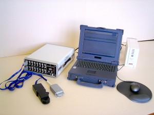 """СКД ЭУ """"Крона-520"""" для многоканальной регистрации сигналов с защищенным нотбуком"""
