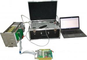 Крона-525 Проверка модулей из состава УПБ-16М