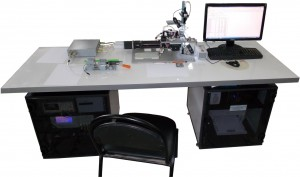 Крона-526 Автоматизированная система контроля соединителей с встроенными фильтрами и проходных фильтров