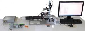 Крона-526 Стенд контроля соединителей с встроенными фильтрами и проходных фильтров