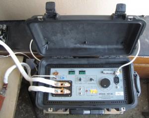 Устройство прогрузки автоматических выключателей