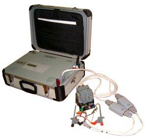 Измерение и контроль параметров электромеханических реле Крона-606