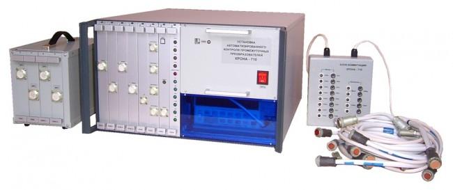 Крона-710 Установка автоматизированного контроля промежуточных преобразователей