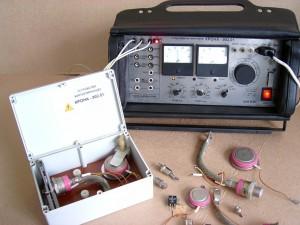 Стенд проверки тиристоров, оптотиристоров, диодных и тиристорных силовых модулей, и других силовых полупроводниковых приборов