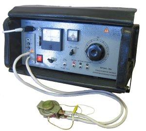 Стенд для электротермотренировки (токового нагрева) тиристоров, оптотиристоров, неуправляемых вентилей, а также диодных и тиристорных силовых модулей и других силовых полупроводниковых приборов.