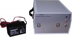 Блок автономного питания (БАП) для питания постоянным током различных устройств.